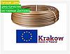 Труба Для Тёплого Пола Krakow Pex-A/Evoh 16X2 Золотая(Gold), фото 2