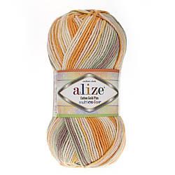 Cotton Golg Plus Multi Color №52176