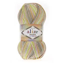 Cotton Golg Plus Multi Color №52177