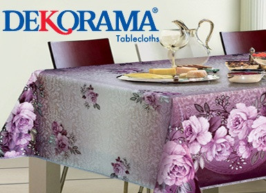 """Клеенка """"Dekorama"""" на флизелиновой основе (Турция)"""