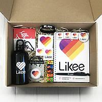 Подарочный набор Школьный Likеe Video Box Light (Лайки Видео) Black