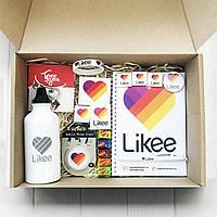 Подарочный набор Школьный Likеe Video Box Light (Лайки Видео) White