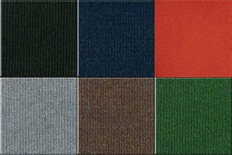 Синий безосновный ковролин эконом класс дешевый Бельгия, фото 2