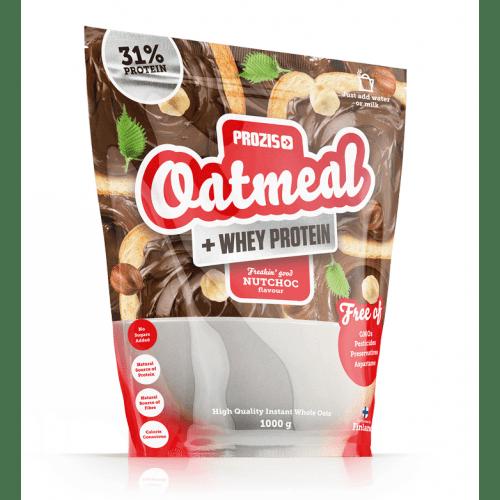 Замена питания Prozis Oatmeal + Whey 1000 g