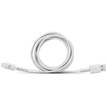Кабель Fresh 'N Rebel Fabriq Type-C Cable 1.5м Cloud (2CCF150CL) EAN/UPC: 8718734655435, фото 2