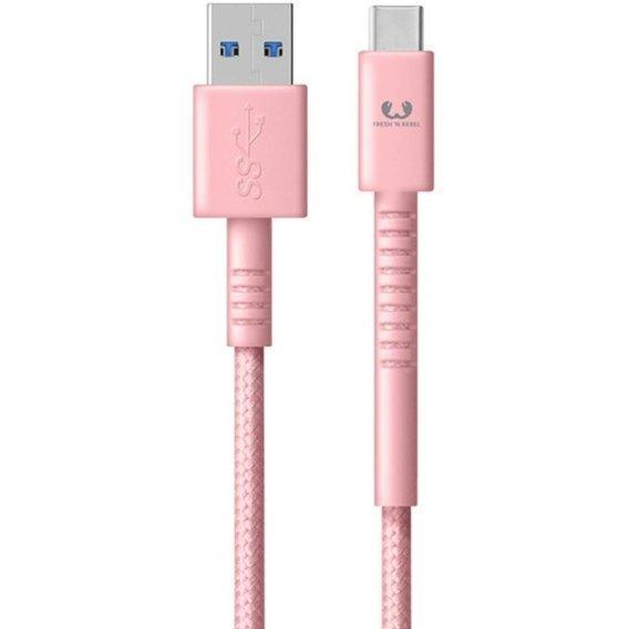 Кабель Fresh 'N Rebel Fabriq Type-C Cable 1.5м Cupcake (2CCF150CU) EAN/UPC: 8718734655442