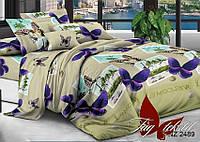 Комплект постельного белья семейный PS-NZ 2489 ТМ TAG постельное белье семейное