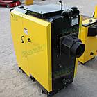 Котел шахтного типу твердопаливний 20 кВт,  Данко, фото 3