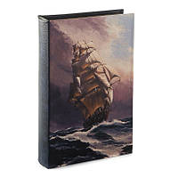 "Книга-сейф на ключе ""Bon Voyage"" (26х17х5 см.)"