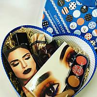 Большой подарочный набор косметики для полноценного макияжа