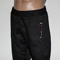 Мужские спортивные штаны лакоста с начесом фабрика Турция 3234t, фото 1