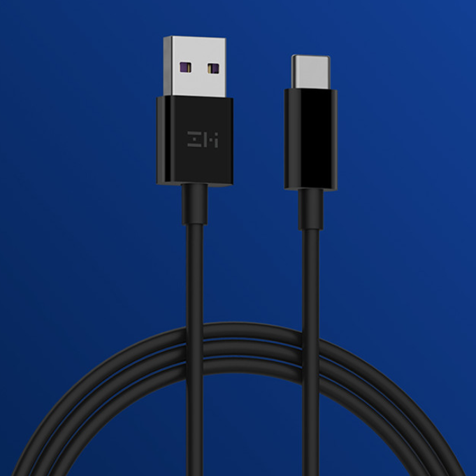 Кабель Xiaomi ZMI USB - Type-C / 5 A / 1 м AL705