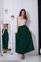 Трендові молодіжне плаття-майка до колін Kerry