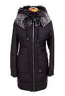 Зимние женские куртки от производителя  44-52  черный