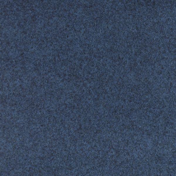 Синий износостойкий ковролин на резиновой основе Бельгия