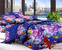 Комплект постельного белья XHY1728 ТМ TAG 2-спальный, постельное белье двухспальное