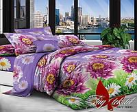 Комплект постельного белья XHY945 ТМ TAG 2-спальный, постельное белье двухспальное