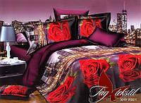 Комплект постельного белья XHY901 ТМ TAG 2-спальный, постельное белье двухспальное