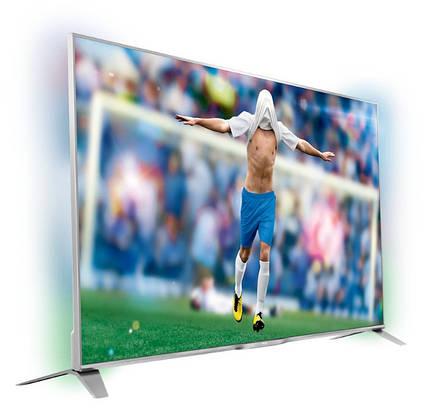 Телевизор Philips 65PFS6659 (400Гц, Full HD, Smart, Wi-Fi, 3D) , фото 2