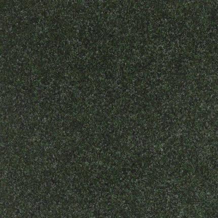 Зеленый износостойкий ковролин на резиновой основе Бельгия, фото 2