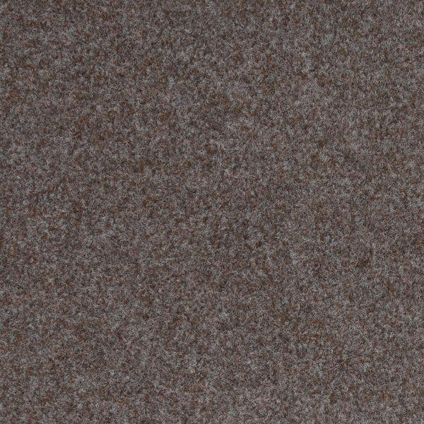 Коричневый износостойкий ковролин на резиновой основе Бельгия