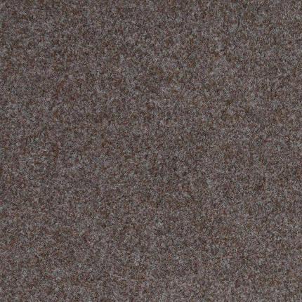 Коричневый износостойкий ковролин на резиновой основе Бельгия, фото 2