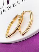 Женские серьги, медицинское золото Xuping