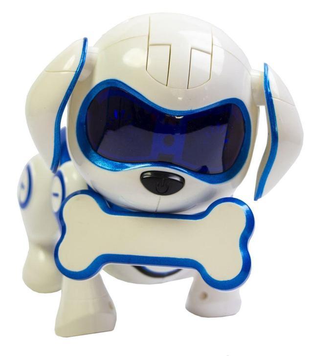 Інтерактивна собака Metal Robot Dog