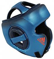 Шлем боксерский тренировочный Speed Adidas синий