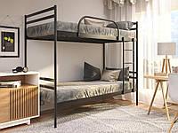 Двухъярусная металлическая кровать КОМФОРТ ДУО (COMFORT DUO)