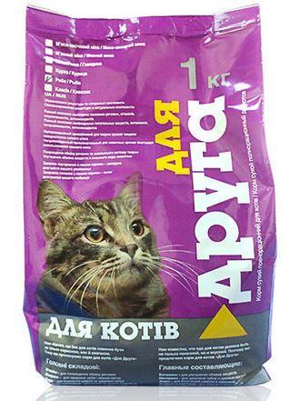 "Корм для кошек ""Для друга"" рыба"