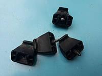 Крючок фиксатор боковой шторки двери бмв bmw комплект крючков, фото 1