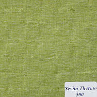 Рулонная штора Термоткань Sevila Thermo 500 Зелёный