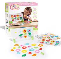 Игровой набор Цветы Manipulatives Guideсraft (G5090), фото 1