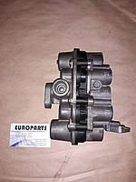 42553849 42535024 AE4502 AE4560 Кран защитный четырехконтурный Iveco Ивеко Cursor Eurotech Eurostar Trakker, фото 1
