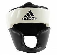 Шлем тренировочный Adidas Response, бело-черный