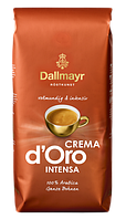 Кофе в зернах DALLMAYR Crema D'Oro Intensa 1 кг