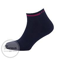 Женские носки - Легка Хода 5077  черный