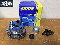 Подшипник передней ступицы Опель Астра G, с ABS, 4 отв. 1998-->2010 Moog (США) OP-WB-11089