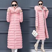 Женский стильный пуховик пальто все размеры новейшая модель 2019 -20 г.