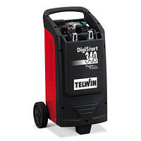 Пуско-зарядное устройство 230В, 12-24В Telwin Digistart 340