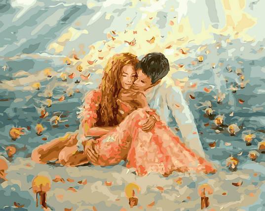 Картина по Номерам в коробке 40x50 см. На облаках Rainbow Art, фото 2