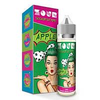 SALE! Премиум жидкость для электронных сигарет Zour Apple 60 ml