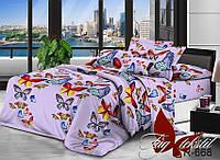 Комплект постельного белья R668 ТМ TAG 2-спальный, постельное белье двухспальное