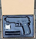 Пистолет страйкбольный G.26 с пульками в коробке 20*15*3,5см, фото 7