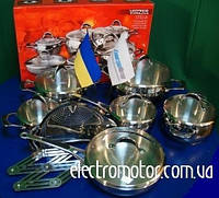 Набор посуды Vinzer Stella 69020 (89020)