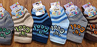 """Дитячі махрові шкарпетки""""ILBAS"""" Туреччина, фото 1"""
