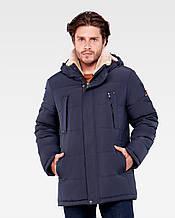 Зимняя мужская куртка Vavalon KZ-938 navy