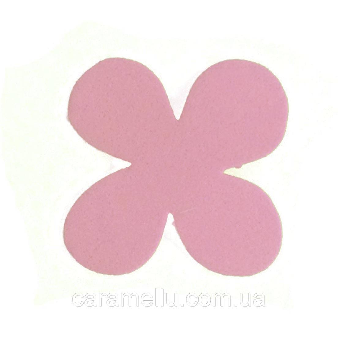 Цветок сирени 2.0см 30шт, Темно-розовый 148