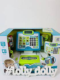 Дитяча електронна каса зі сканером 35558 А